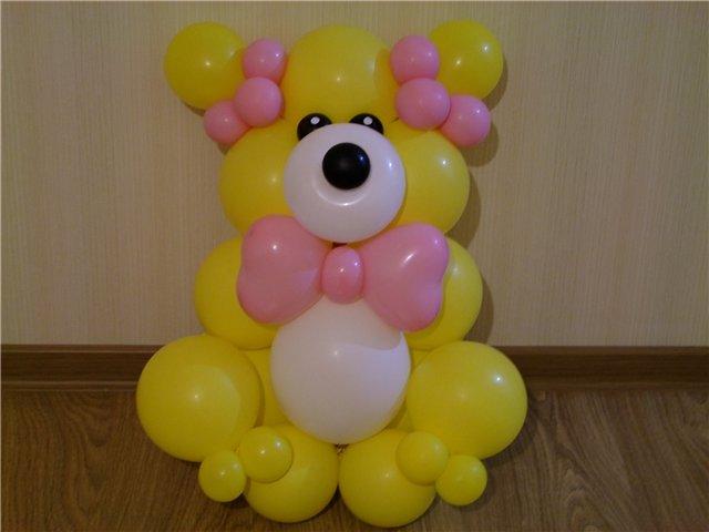 Как сделать игрушку своими руками из шарика